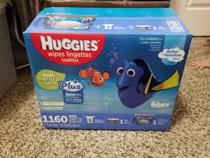 Huggies Wipes for Sale in Sun City, AZ