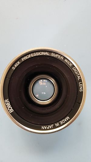 Bower camera lens 0.45 for Sale in Dublin, CA