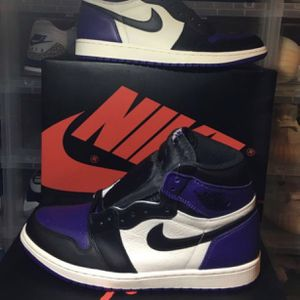 BRAND NEW COURT PURPLR 1.0 Size 10.5 Available 🔥🔥🔥 for Sale in Seattle, WA