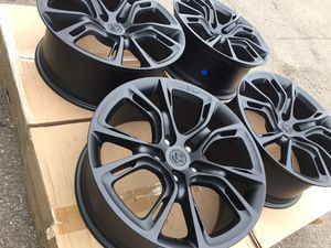 Jeep tires wheels rims used new 15 16 17 18 19 20 22 24 for Sale in Warren, MI