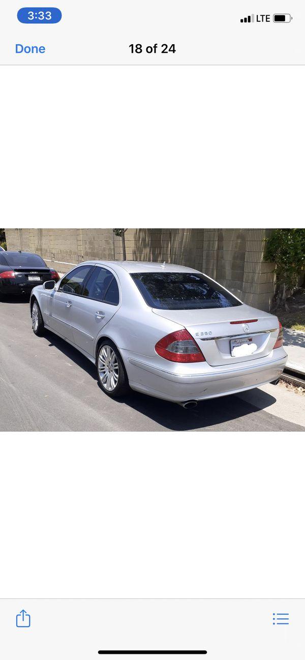 2007 Mercedes Benz E Class E350 check engine light P0106 performance car runs good on street and highway.