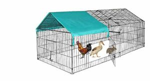 Best Pet Chicken Cage Rabbit Cage Enclosure Pet Playpen Exercise Pen for Sale in Woodinville, WA