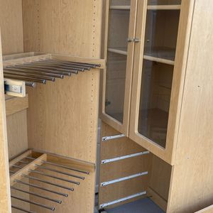 Closet organizer furniture for Sale in Las Vegas, NV