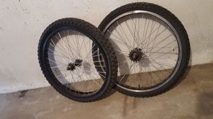 BMX bike wheels for Sale in Ballwin, MO