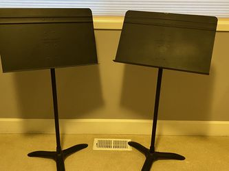 2 Manhasset music stands for sale @$25 each ($50 for both) OBO for Sale in Sammamish,  WA