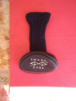 Snake Eyes Sock Head Cover For Putter. for Sale in Phoenix,  AZ