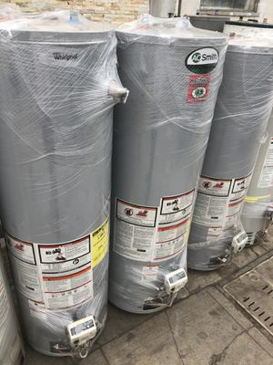 Water heaters and wall heaters sales new and used boilers for Sale in Compton, CA