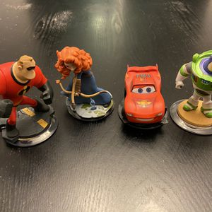 Disney Infinity Characters for Sale in Bothell, WA