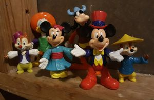1993 Disney Epcot Center McDonald's Toy Figurines for Sale in St. Louis, MO