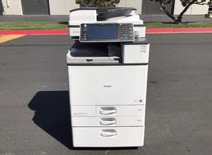 Ricoh MP C 3504 Multifunction Printer/Copier/Fax/Scanner w/ 90 days WARRANTY for Sale in Washington, DC