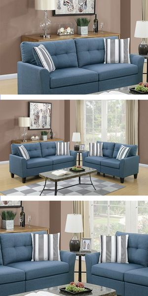 LOVESEAT & SOFA   LIVING ROOM   COUCH   SECTIONAL   JUEGO DE SALA   DELIVERY FREE BY TMF 🚚📦 for Sale in Hialeah, FL