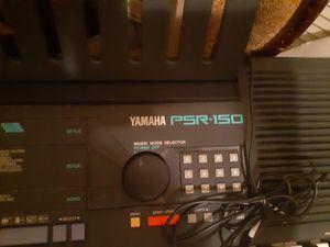 Yamaha psr 150 keyboard for Sale in S CHESTERFLD, VA