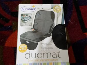 Brand new diaper bag & duomat cover for Sale in Wichita, KS