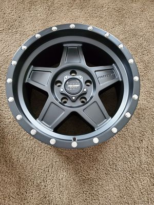 Jeep Wrangler Aftermarket Wheels Pro Comp 17x8.5 for Sale in Painesville, OH