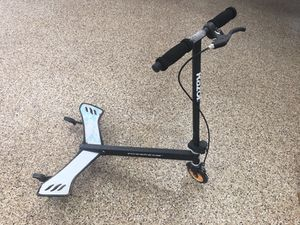 Razor power wing caster scooter for Sale in Temple, TX