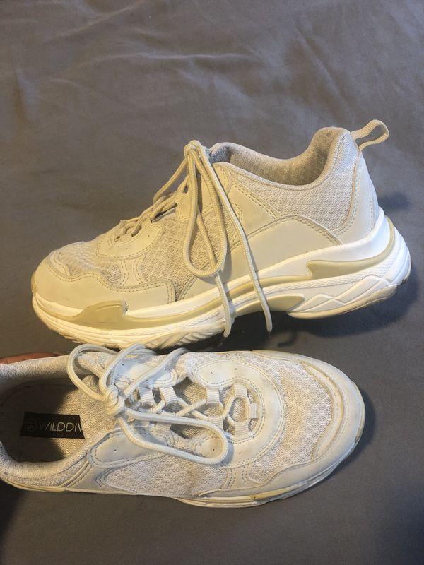 Chunky fashionova sneakers