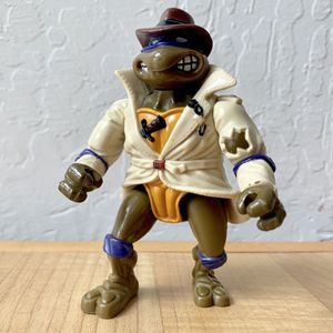 Vintage 1990 Teenage Mutant Ninja Turtles Don, The Undercover Turtle, Donatello TMNT Collectable Toy for Sale in Elizabethtown, PA