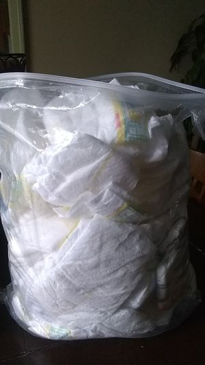Size 1 diapers for Sale in Hillsboro, OR