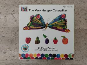 The Very Hungry Caterpillar, 24 piece puzzle for Sale in Rockville, MD