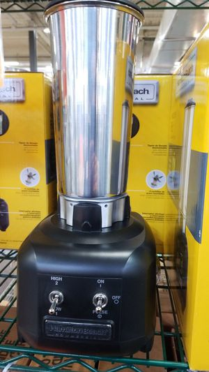 (BRAND NEW) Hamilton Beach HBB250SR Countertop Drink Blender w/ Polycarbonate Container for Sale in San Francisco, CA