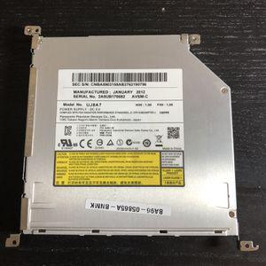 Samsung NP700Z5B Slot Load SATA Optical DVDRW Drive + Bracket BA96-05865A UJ8A7 for Sale in Miami, FL