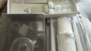 Wedding stuff (new) for Sale in Columbus, OH