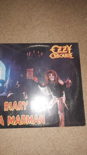 Ozzy Osbourne record for Sale in Lincoln, NE