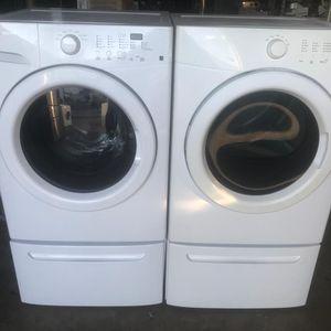 Washer & Dryer Free Delivery ❇️Lavadora Y Secadora Eléctrica ⚡️ for Sale in Humble, TX