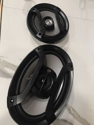 Pioneer speakers car audio DXT-X4869BT for Sale in Chandler, AZ