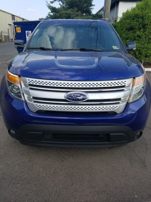 Ford Explorer 2015 clean Carfax 1-owner beautiful condition for Sale in Manassas, VA