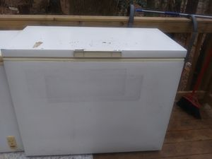 Large deep freezer for Sale in Raleigh, NC