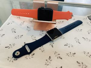Apple Watch 3rd Series 38mm WiFi And Cellular Each for Sale in Cambridge, MA