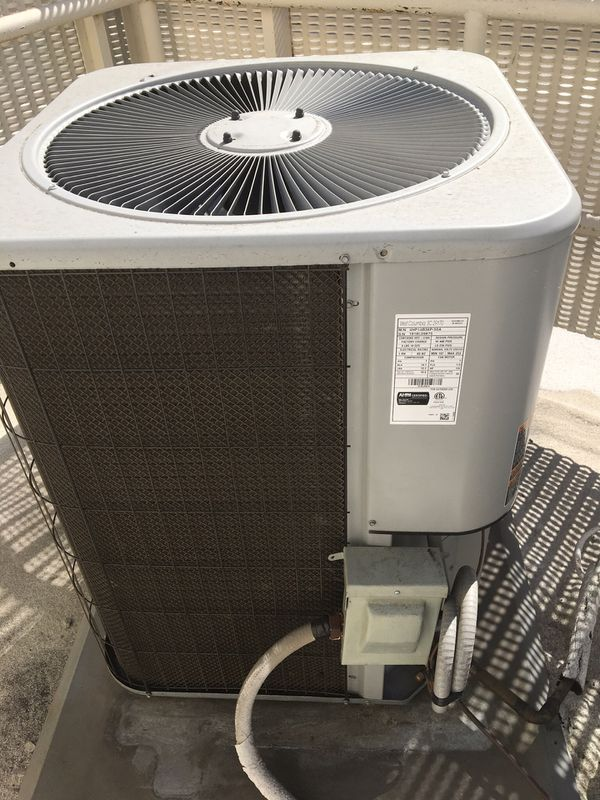 CARRIER 3 TON COOLING AND HEATING