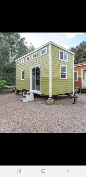 CUSTOM TINY HOUSE FOR SALE 198 SQ FT for Sale in Solana Beach, CA