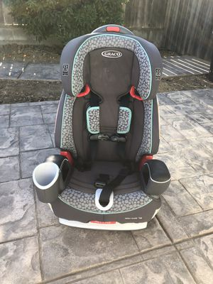 Graco Nautilus 65 3-in-1 Harness Booster Car Seat for Sale in Vacaville, CA