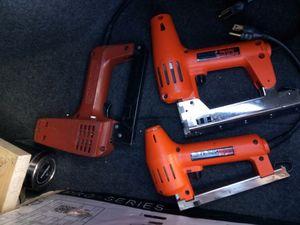 Black & decker nail guns for Sale in San Leandro, CA