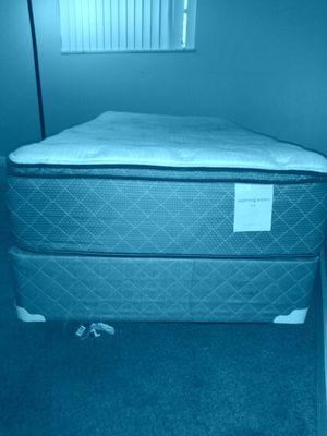 Twin bed complete for Sale in Pembroke Park, FL