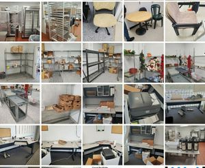 Kitchen full of Catering/Kitchen Equipment.Thousands of items. Huge Sale !!! CASH ONLY Commercial Kitchen full of Catering/Kitchen Equipment for Sale in Fairfax, VA