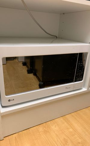 LG microwave for Sale in Fremont, CA