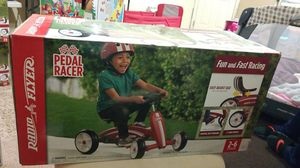 Radio flyer pedal racer for Sale in San Angelo, TX