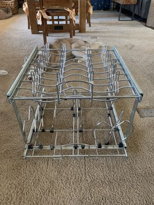 Kitchen cabinet organizer 2 tier approx 20x22x15.5 for Sale in Henderson, NV
