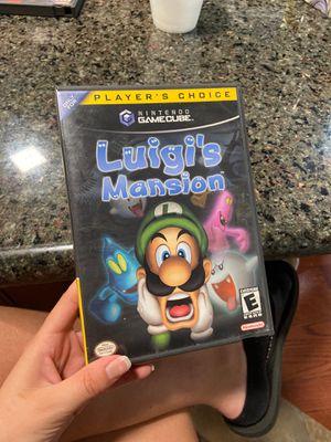 Luigi's Mansion for Nintendo Gamecube for Sale in Hawthorne, CA