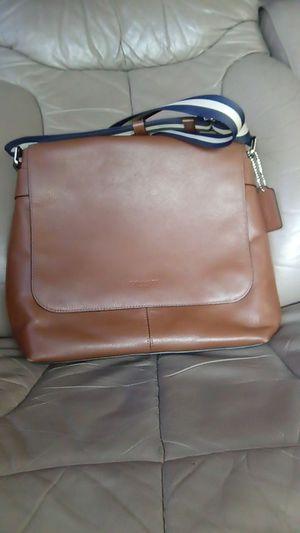 Coach messenger bag for Sale in Nashville, TN