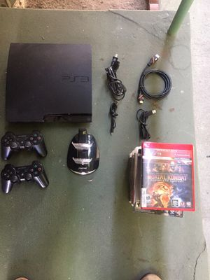 PS3 slim for Sale in North Hollywood, CA