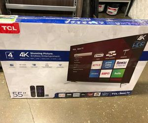 """55"""" TCL Roku Tv❗️ C5O7 for Sale in Hawthorne,  CA"""