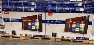 """65S513 65"""" Tcl uhd 4k HDR roku TV for Sale in Compton, CA"""