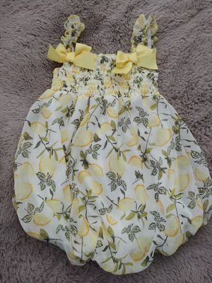 Baby girl summer dress size 3-6m for Sale in Rialto, CA