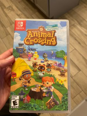 Animal crossing Nintendo switch for Sale in Fort McDowell, AZ