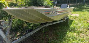 1983 16 ft lowe for Sale in Fort Pierce, FL
