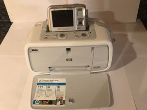 DIGITAL CAMERA AND PRINTER for Sale in Mobile, AL
